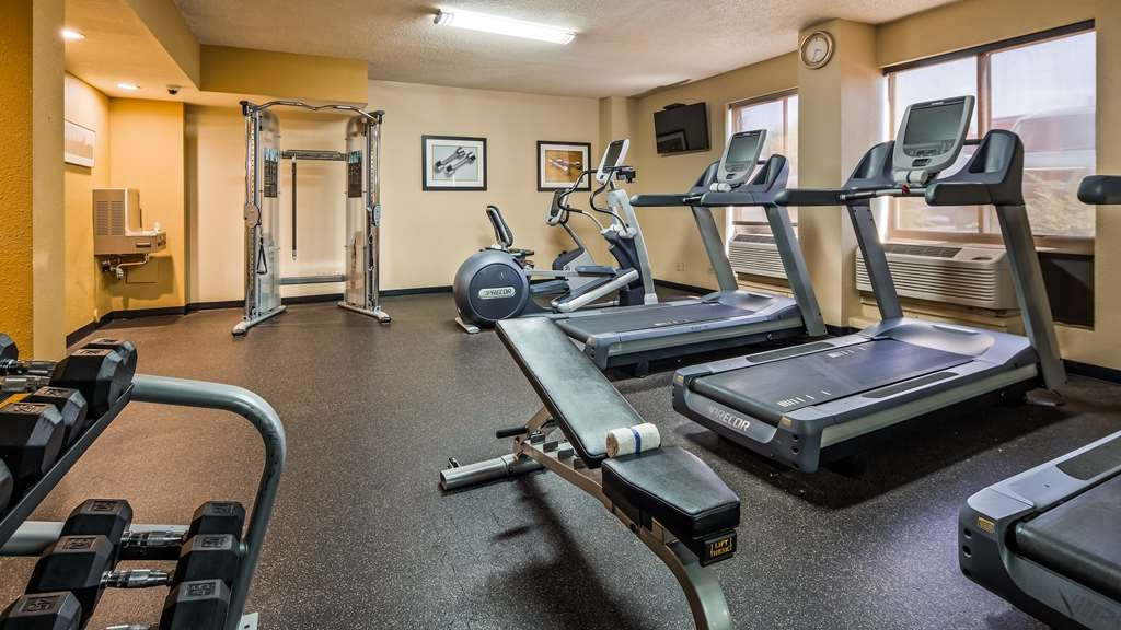 Best Western Plus Denver Tech Center Hotel - Club de remise en forme
