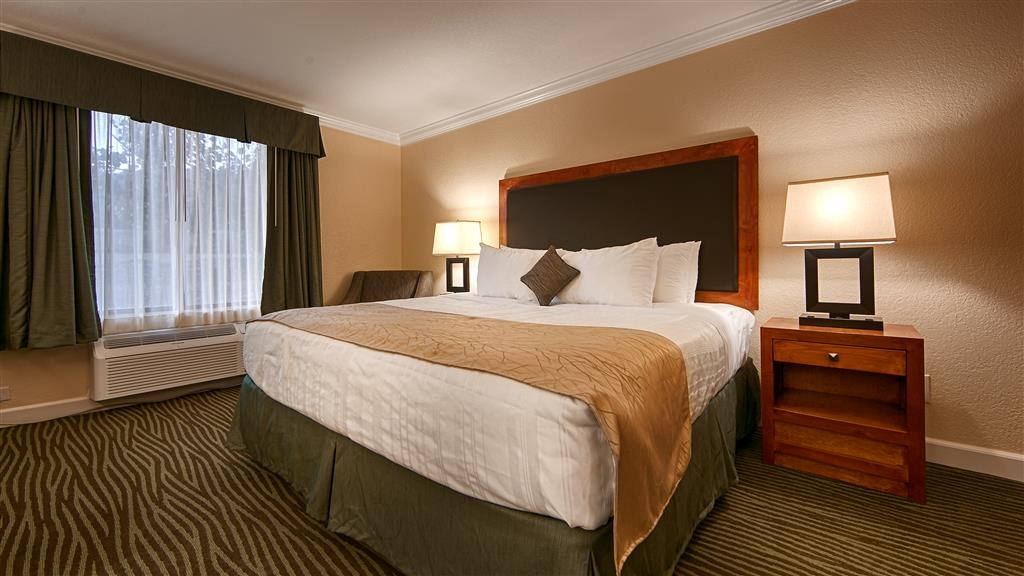 Best Western Plus Eagle Lodge & Suites - Chambre