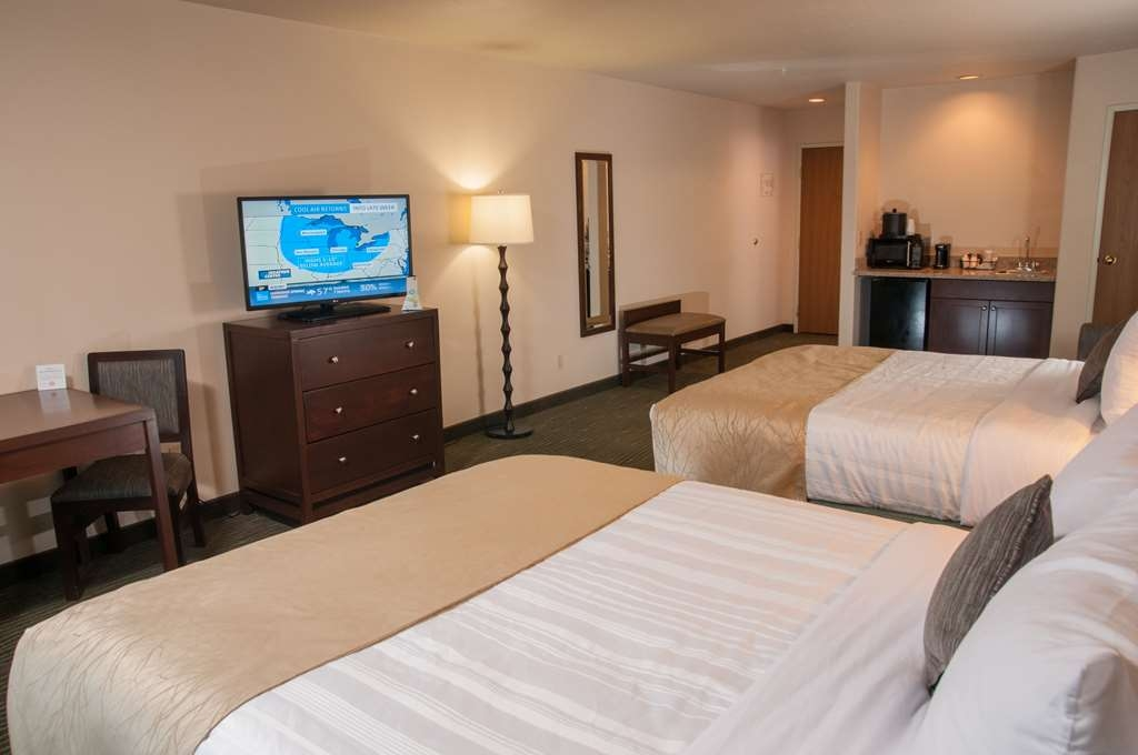 Best Western Plus Eagle Lodge & Suites - Chambres / Logements