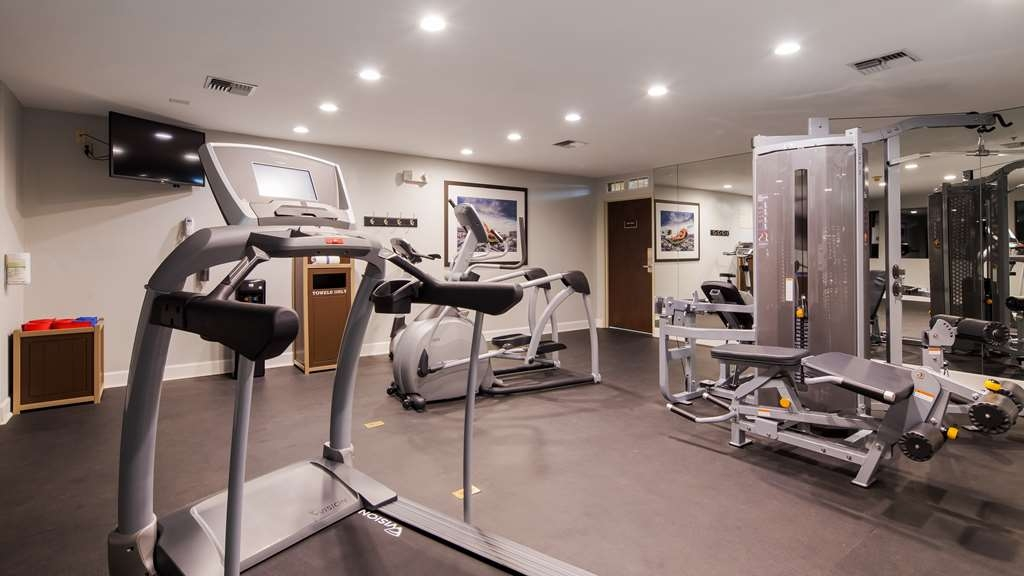 Best Western Plus Eagle Lodge & Suites - Club de remise en forme