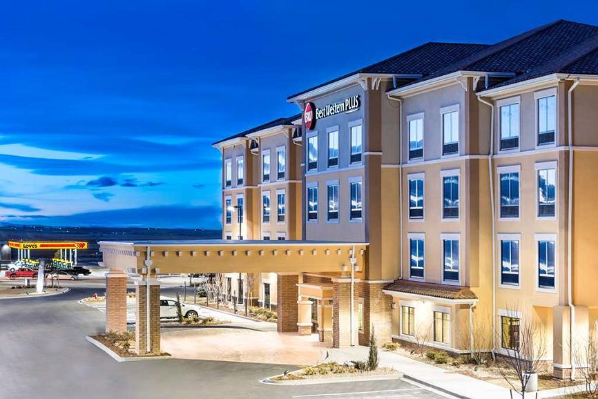 Best Western Plus Hudson Hotel & Suites - Vue extérieure