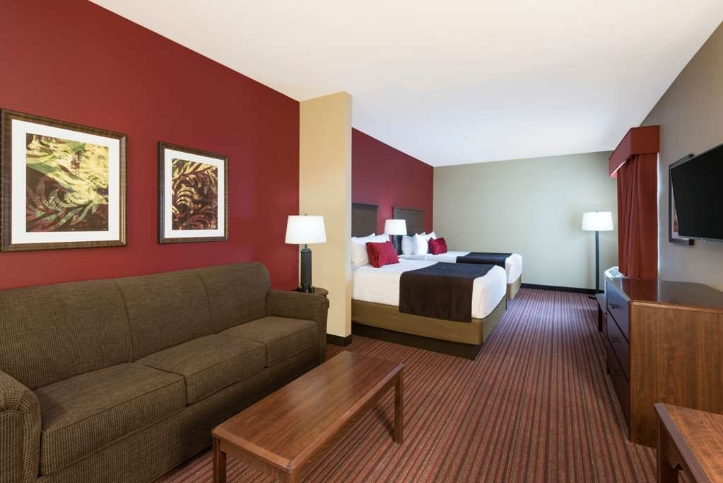 Best Western Plus Hudson Hotel & Suites - Double Queen Guest Suite
