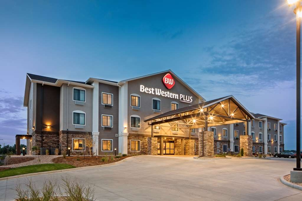 Best Western Plus Overland Inn - Vista Exterior