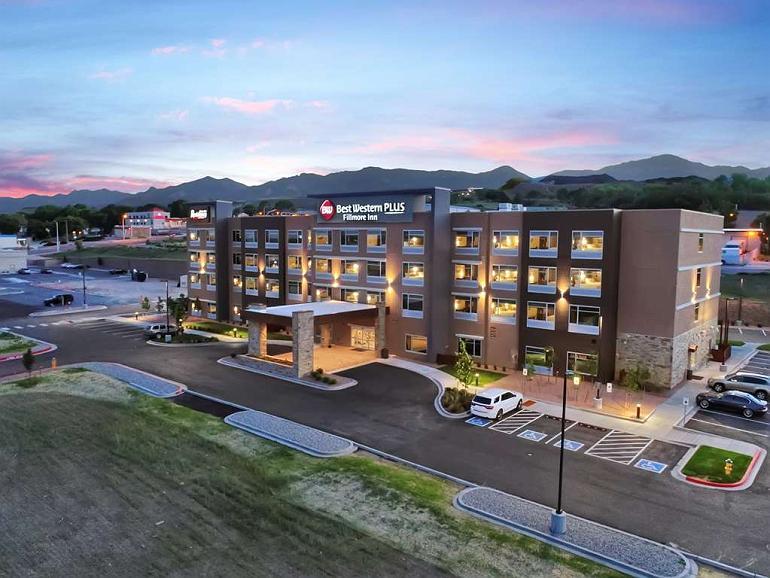 Best Western Plus Executive Residency Fillmore Inn - Vue extérieure