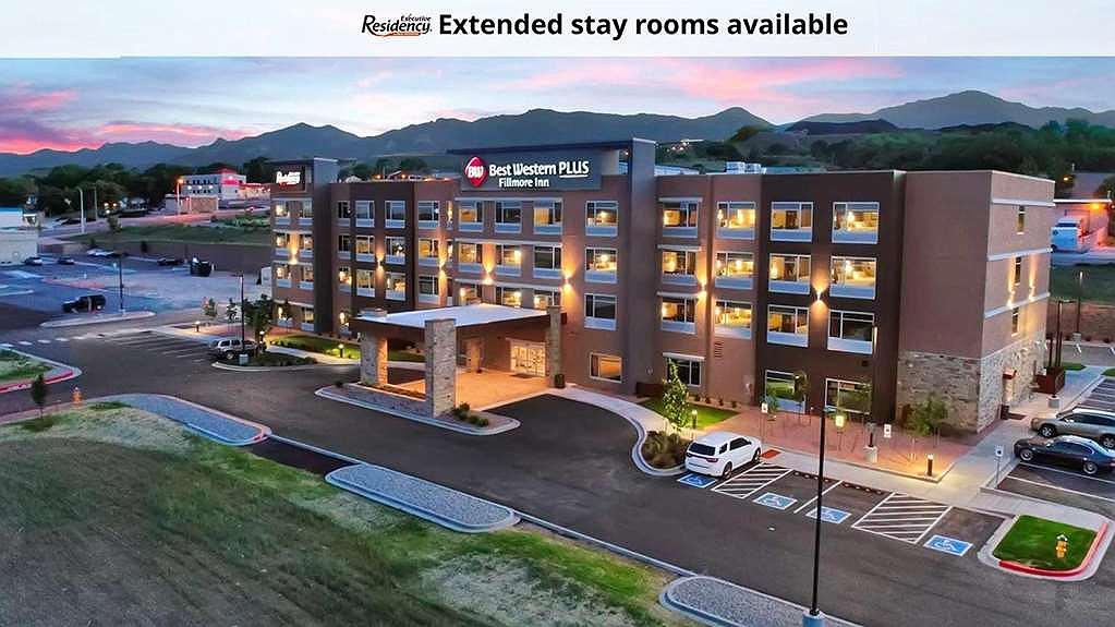 Best Western Plus Executive Residency Fillmore Inn - Aussenansicht