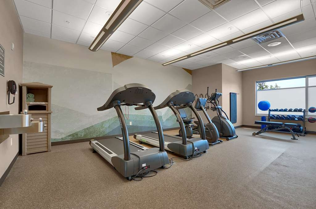 Best Western Plus Executive Residency Fillmore Inn - There is no need to take a break from your regular fitness routine during your stay with us.
