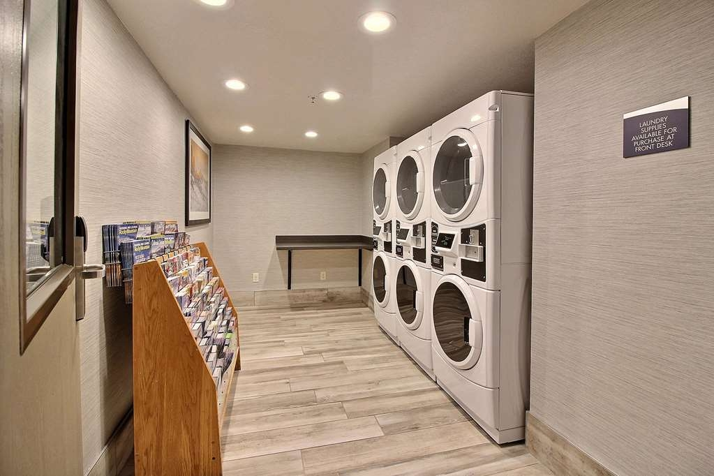 Best Western Greeley - Remodeled Guest Laundry Facility