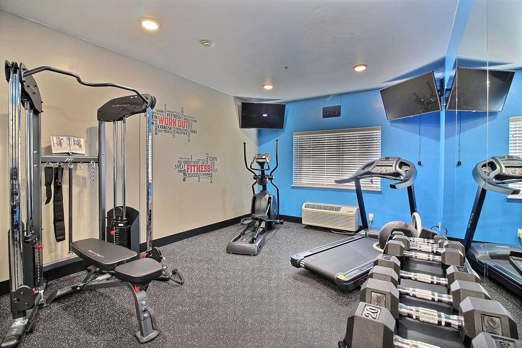 Best Western Greeley - New Exercise Facility