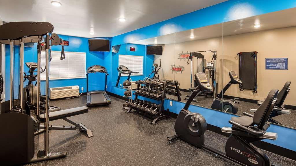 Best Western Greeley - Fitness Center