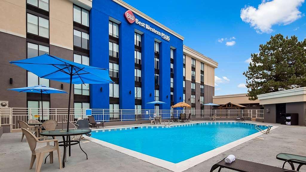 Best Western Plus Executive Residency Denver-Stapleton Hotel - Aussenansicht
