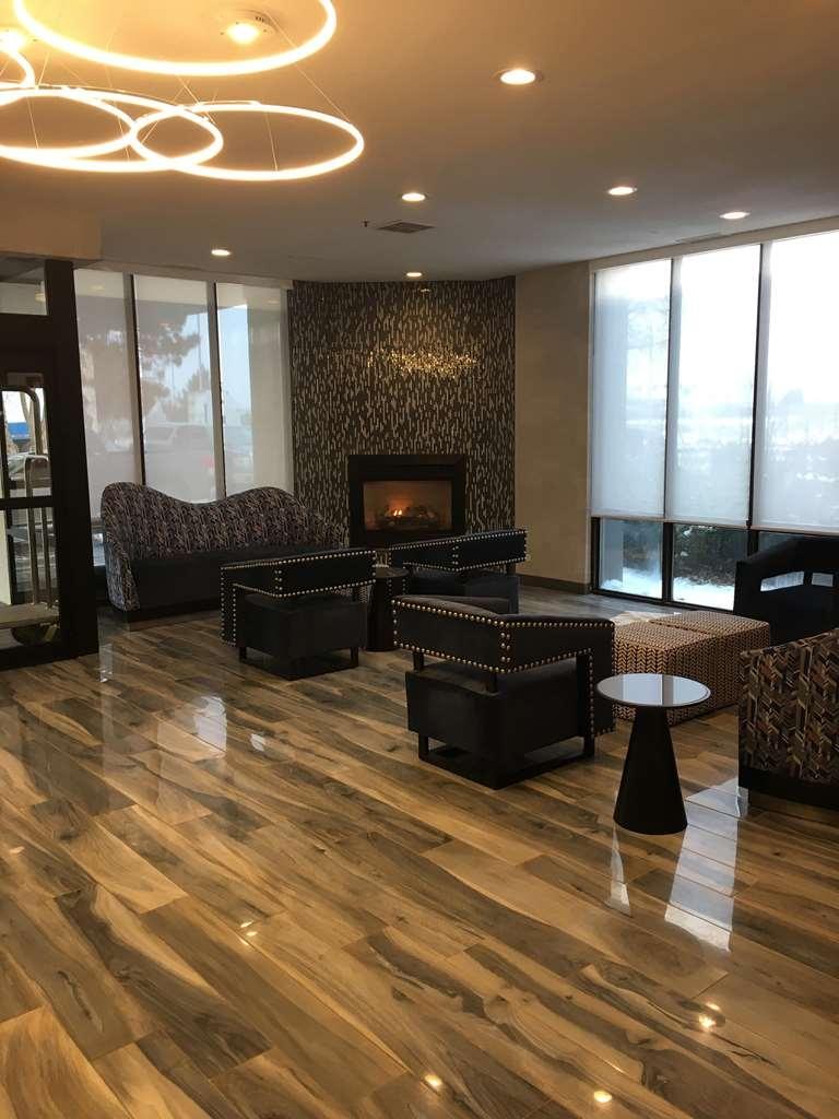 Executive Residency by Best Western Denver-Stapleton - Vue du lobby
