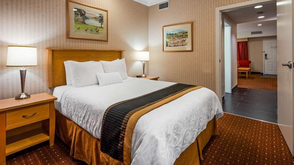 Best Western Plus Kelowna Hotel & Suites - Habitaciones/Alojamientos