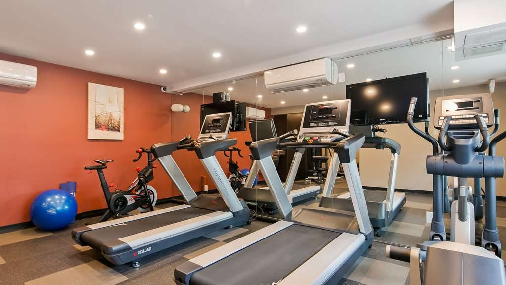 Best Western Plus Burnaby Hotel - Fitness Center
