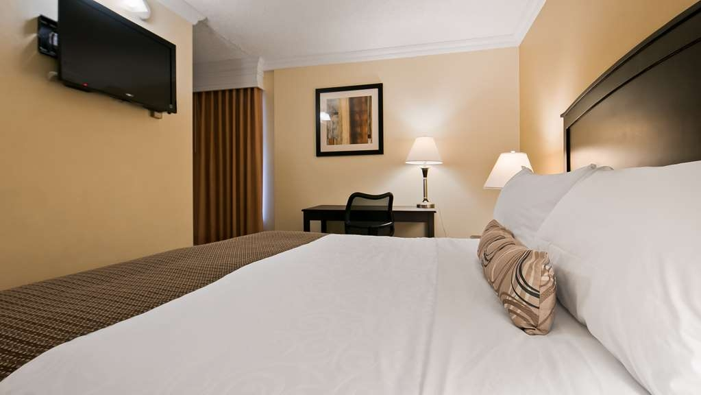 Best Western Plus Burnaby Hotel - Chambres / Logements