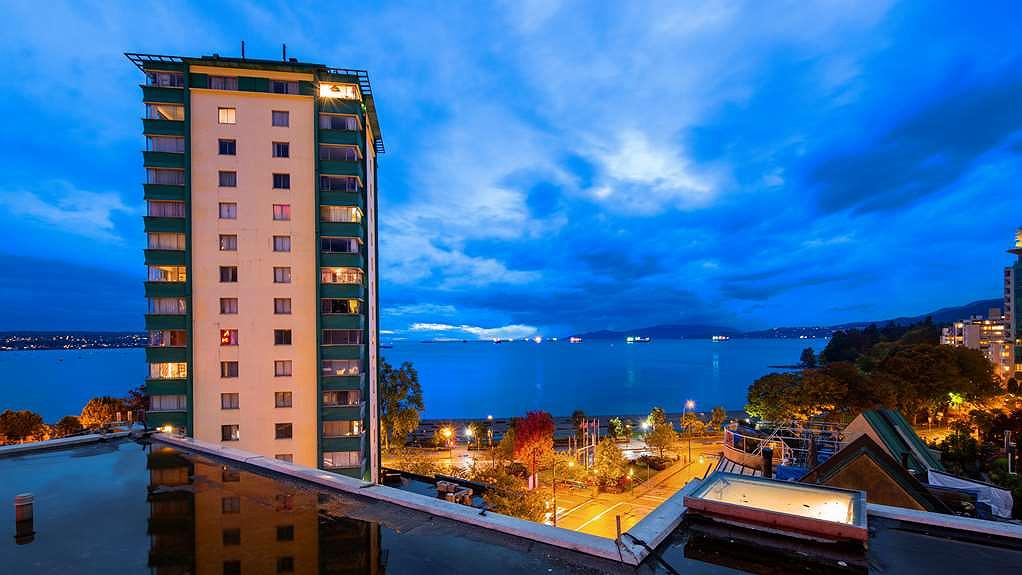 Hotel in Vancouver | Best Western Plus Sands