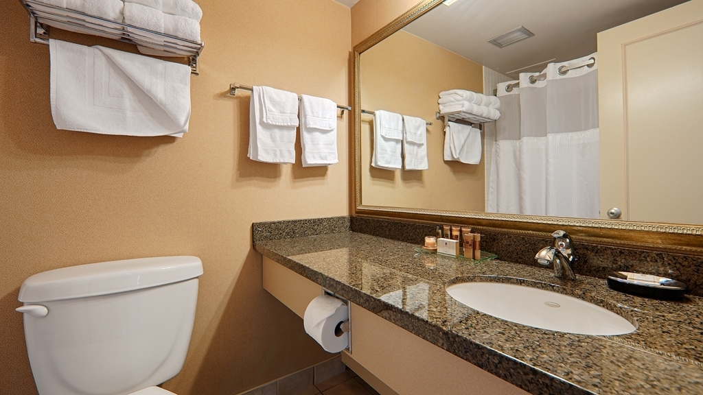 Best Western Plus Sands - Baño