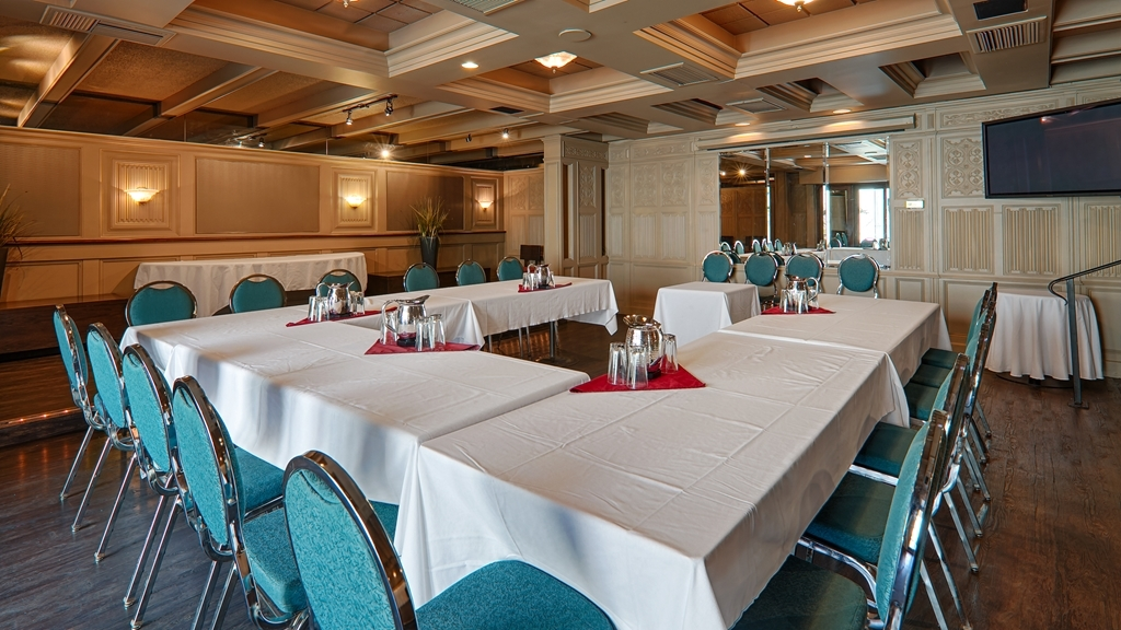 Best Western Plus Sands - Sala de reuniones