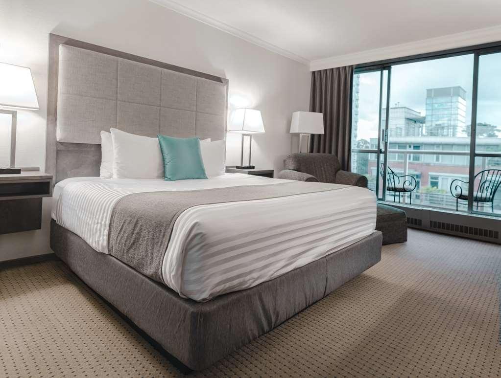 Best Western Plus Sands - Nos chambres récemment rénovées sont dotées de télévisions LCD à écran plat, d'une nouvelle literie et d'une décoration repensée.