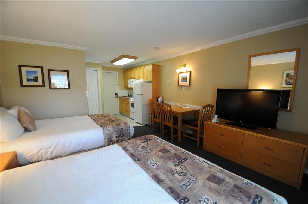 Best Western Inn at Penticton - Double Mini-Suite