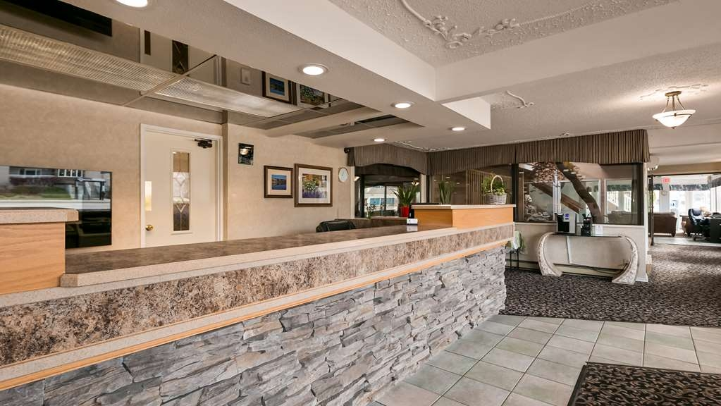 Best Western Inn at Penticton - Hall