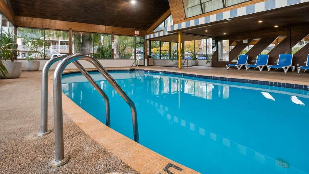 Best Western Inn at Penticton - Piscina