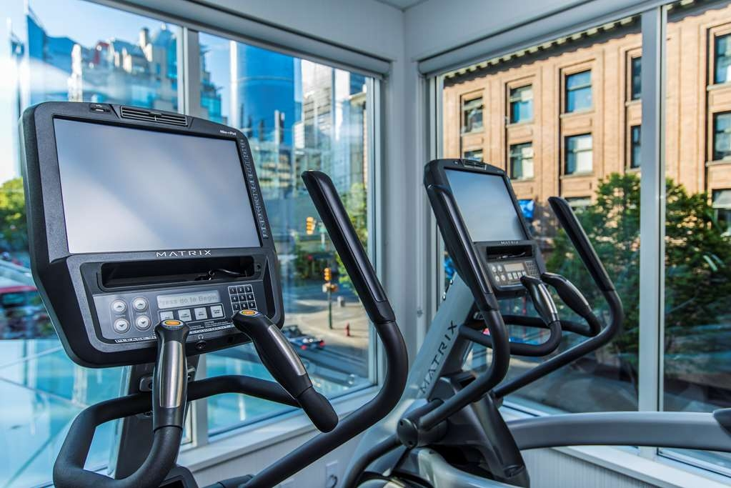 Best Western Plus Chateau Granville Hotel & Suites & Conference Ctr. - We believe travel and fitness go hand in hand! Our vision is to promote a healthy and balanced lifestyle for all our guests.