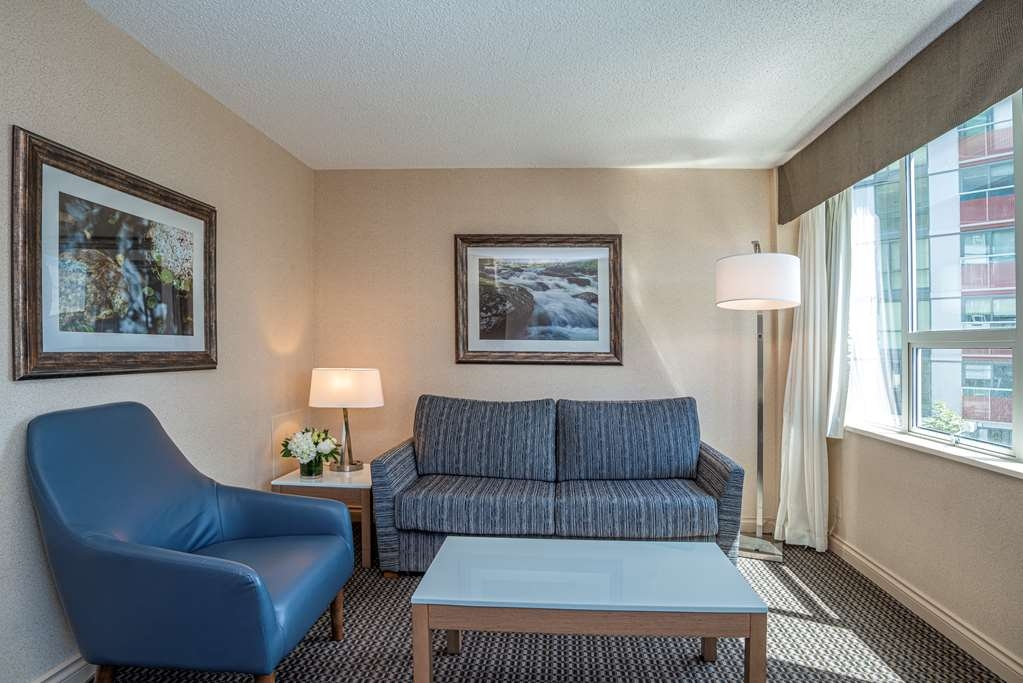Hotel in Vancouver   Best Western Plus Chateau Granville