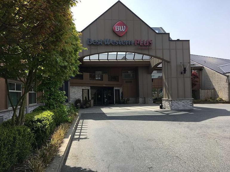 Best Western Plus Langley Inn - Area esterna