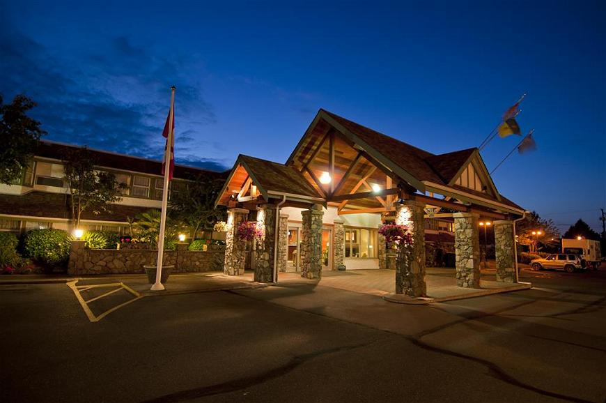 Best Western Plus Emerald Isle Hotel - Area esterna