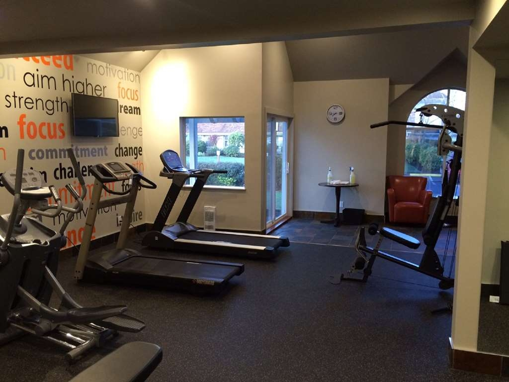 Best Western Plus Emerald Isle Hotel - Fitness Center