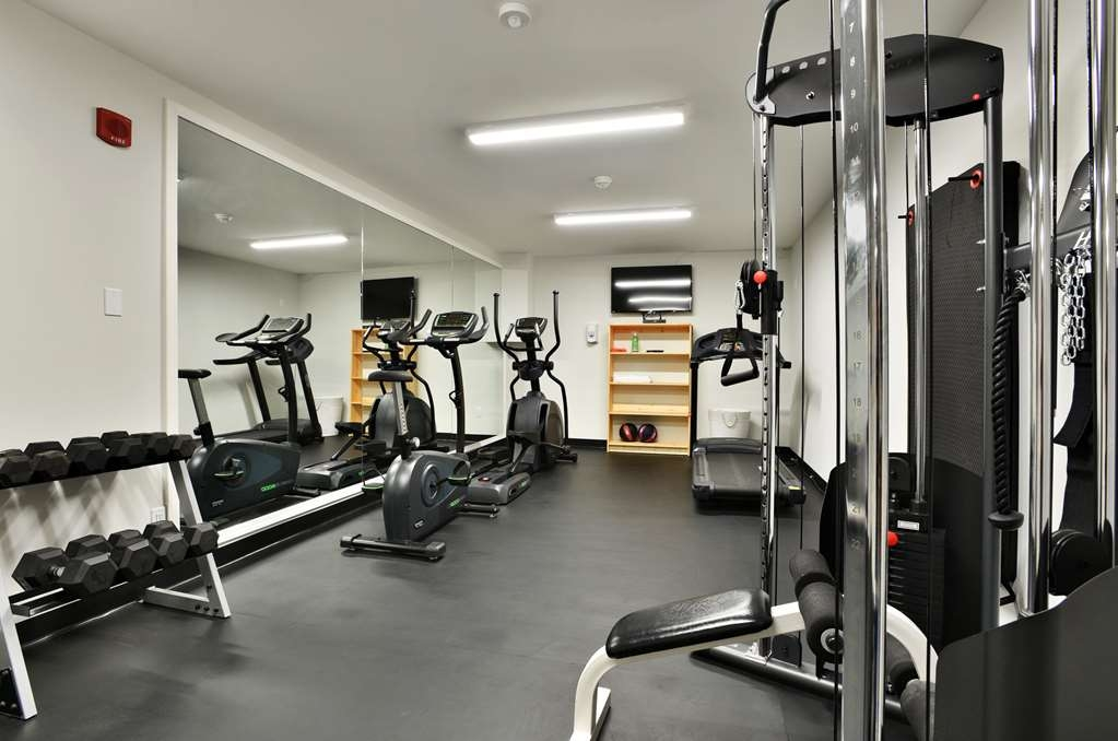 Best Western Cowichan Valley Inn - Club de remise en forme
