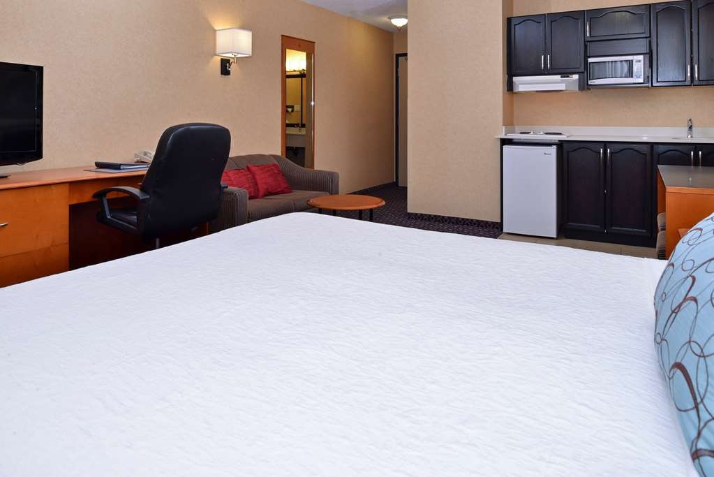 Best Western Plus Regency Inn & Conference Centre - Camere / sistemazione