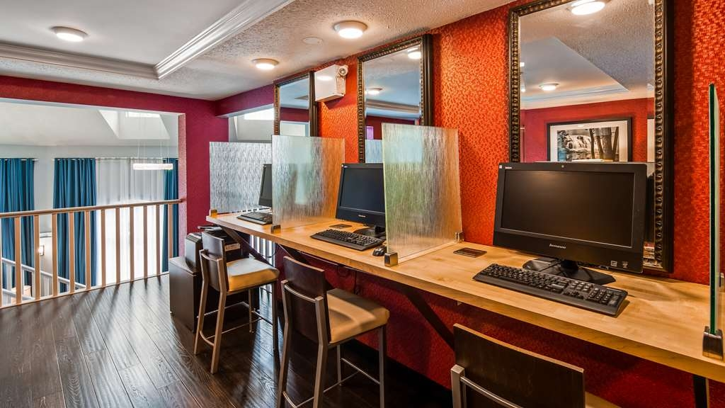 Best Western Plus Regency Inn & Conference Centre - centro de negocios-característica