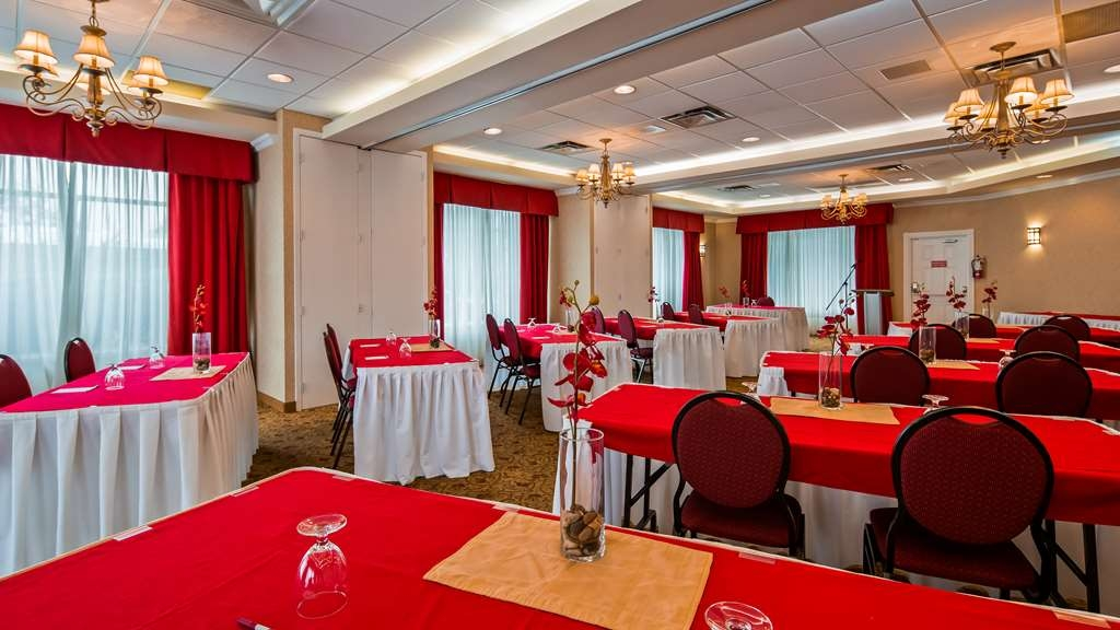 Best Western Plus Regency Inn & Conference Centre - Sala de reuniones