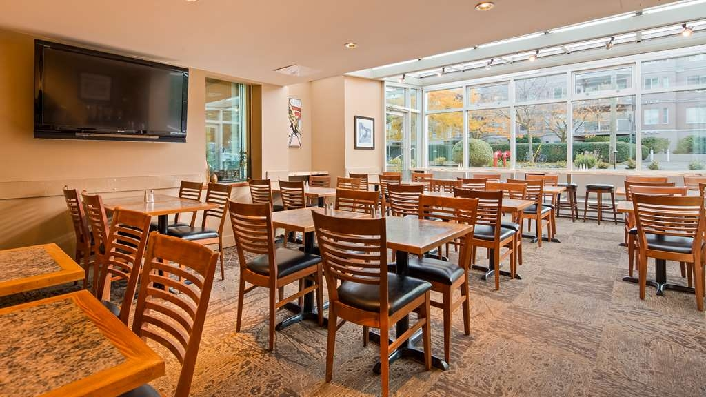 Best Western Plus Inner Harbour - Restaurante/Comedor