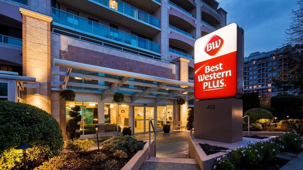 Best Western Plus Inner Harbour - Vista Exterior