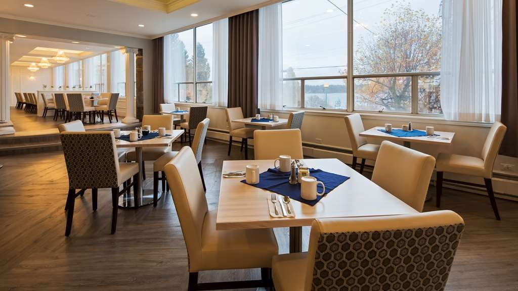 Best Western Dorchester Hotel - Restaurant / Etablissement gastronomique