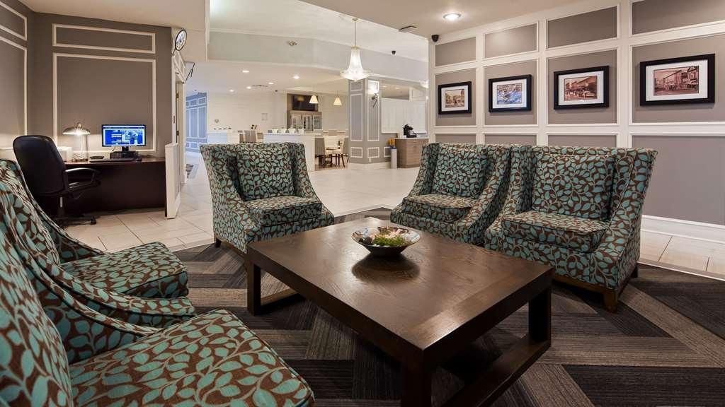 Best Western Dorchester Hotel - Lobby