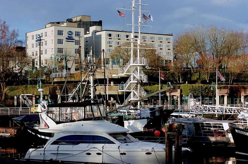 Best Western Dorchester Hotel - Facciata dell'albergo