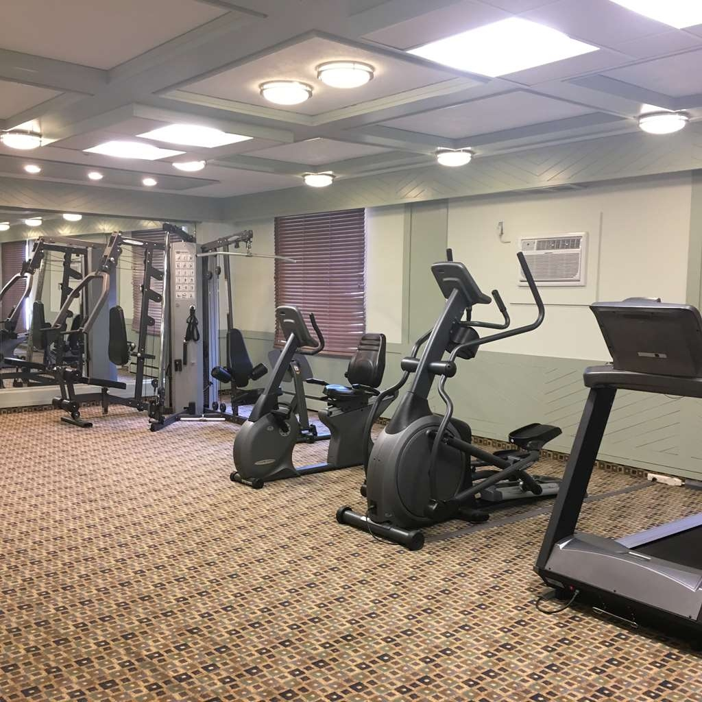 Best Western Dorchester Hotel - Maintain your fitness routine during your stay with us in our fitness center .