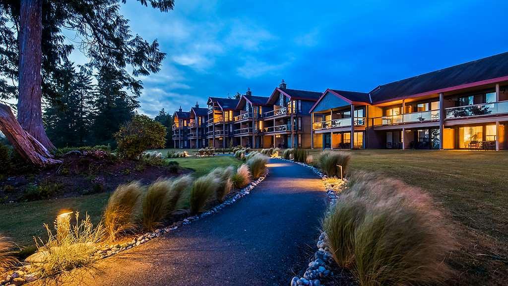 Best Western Plus Tin Wis Resort - Aussenansicht