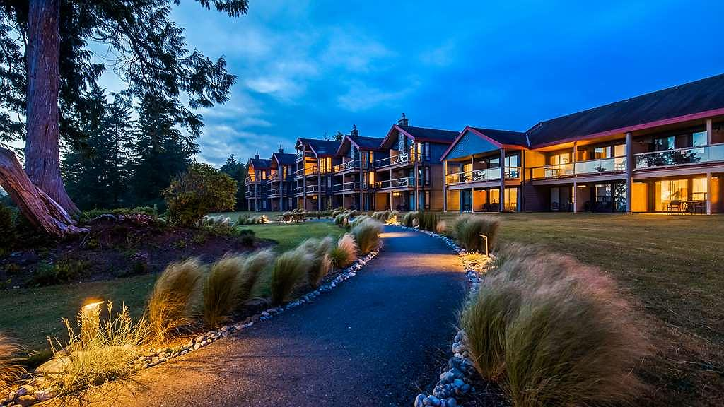 Best Western Plus Tin Wis Resort - Vue extérieure