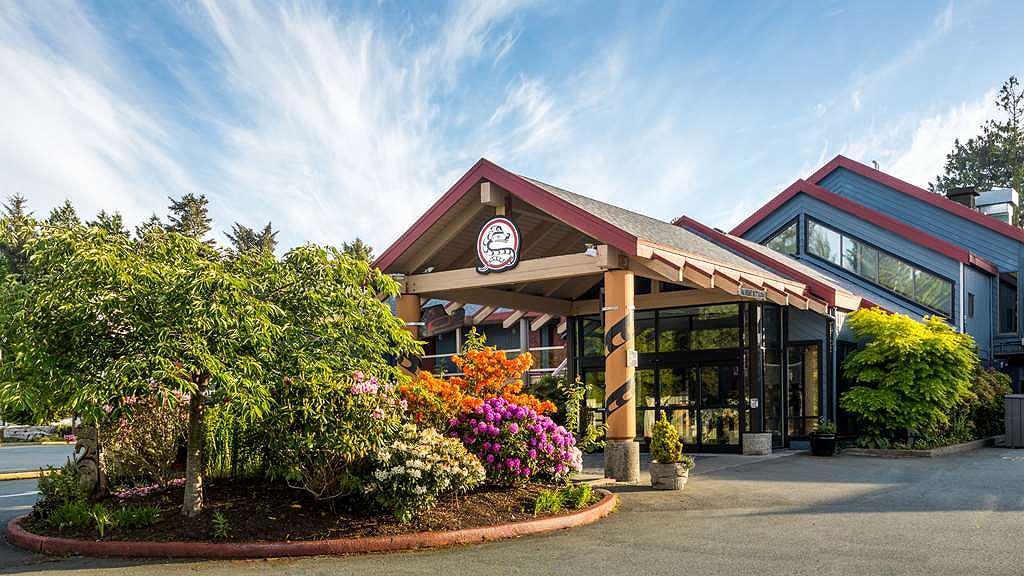 Hotel In Aeroport De Tofino Best Western Plus Tin Wis Resort