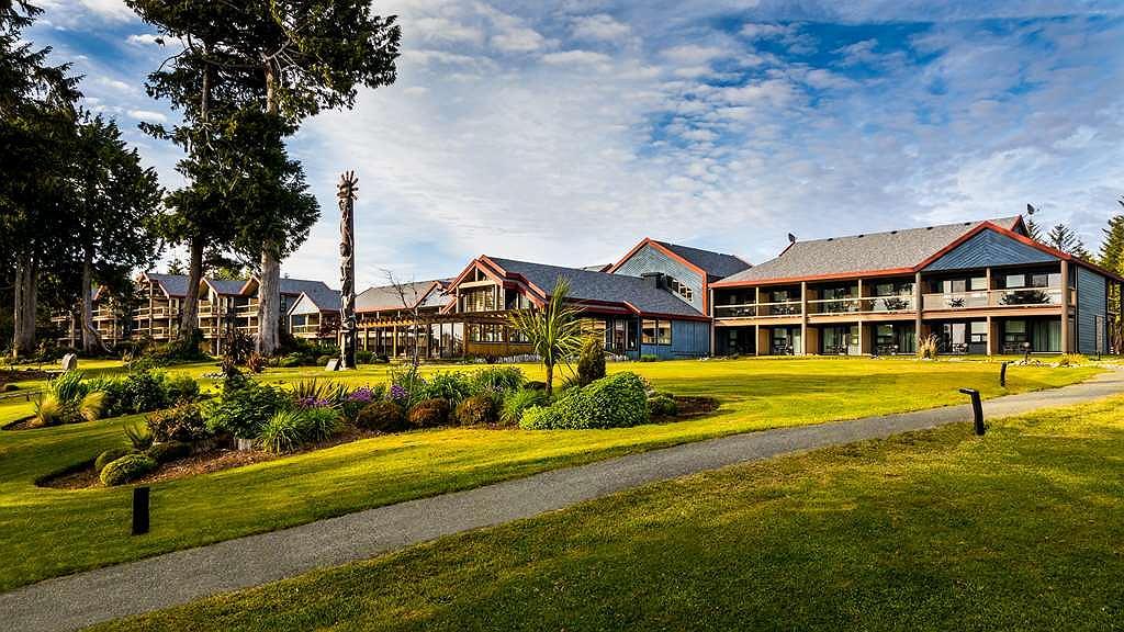 Best Western Plus Tin Wis Resort - Hotel Exterior