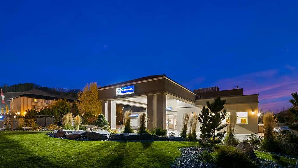 Best Western Mountainview Inn - Area esterna
