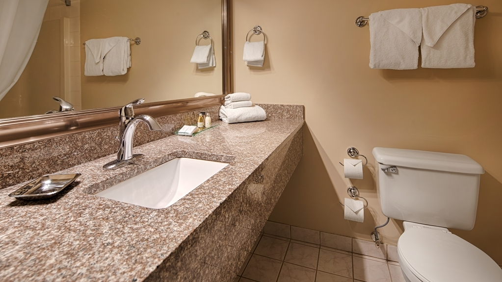 Best Western Mountainview Inn - Bagno