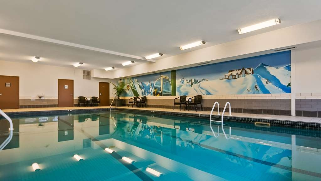 Best Western Mountainview Inn - Piscina