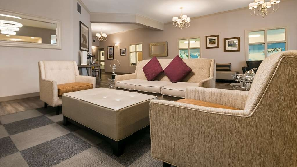 Best Western Mountainview Inn - Hall