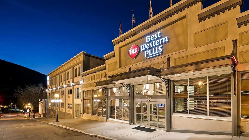 Best Western Plus Baker Street Inn & Convention Centre - Aussenansicht