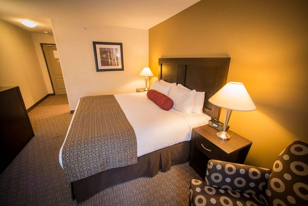 Best Western Plus Baker Street Inn & Convention Centre - Camere / sistemazione